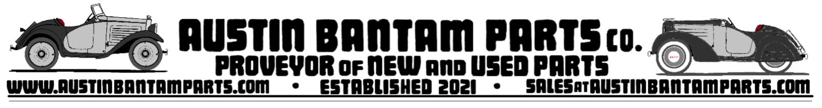 Austin Bantam Parts Co.